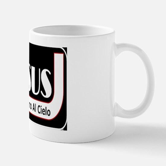 Jesus es el camino Mug