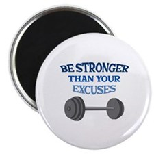 BE STRONGER Magnets