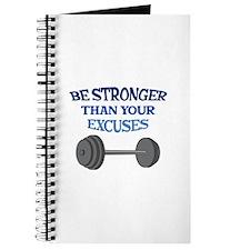 BE STRONGER Journal