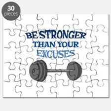 BE STRONGER Puzzle