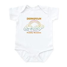 DONOVAN reunion (rainbow) Infant Bodysuit