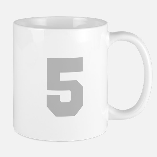 SILVER #5 Mug