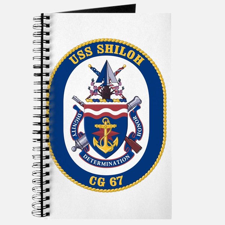 USS Shiloh CG-67 Journal