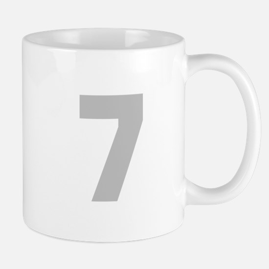 SILVER #7 Mug