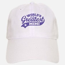 World's Greatest Mimi Baseball Baseball Cap
