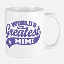 World's Greatest Mimi Mug