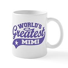World's Greatest Mimi Mug
