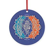 SeVENNties Epiphany Ornament (Round)