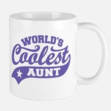 World's Coolest Aunt Mug