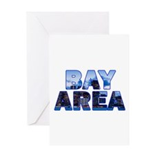 Bay Area 006 Greeting Cards