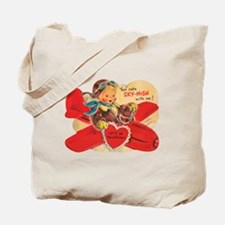 You rate sky-high with me! Tote Bag