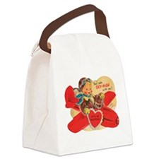 You rate sky-high with me! Canvas Lunch Bag