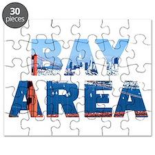 Bay Area Golden Gate Bridge 08 Puzzle