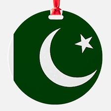 Pakistani flag Ornament