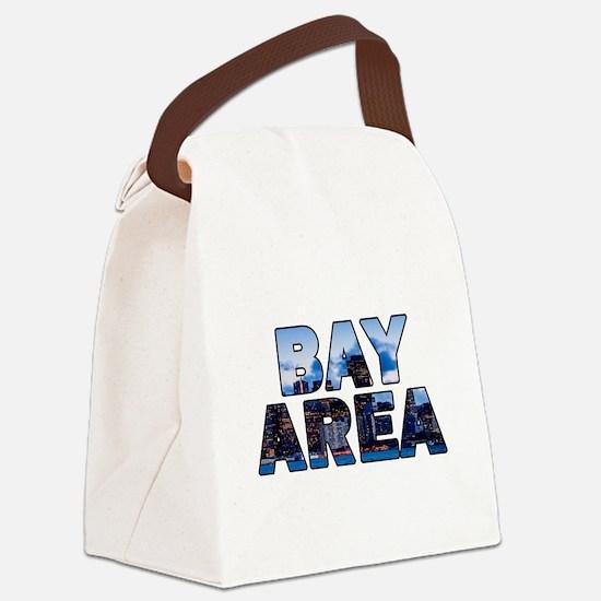 San Francisco Bay Area 009 Canvas Lunch Bag