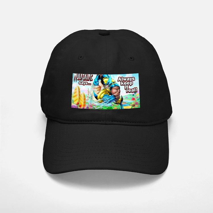 Wolverine In Candyland 001 Baseball Hat