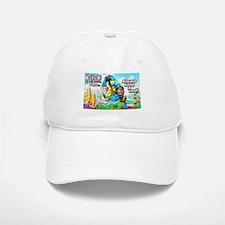 Wolverine In Candyland 001 Baseball Baseball Cap