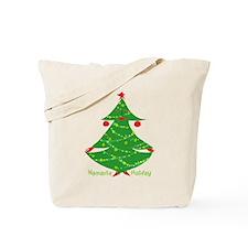 Namaste Holiday Tote Bag