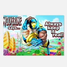 Wolverine In Candyland 00 Postcards (Package of 8)