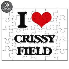 I Love Crissy Field Puzzle