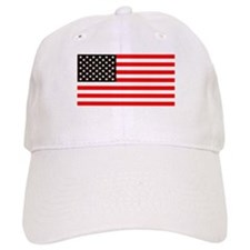 4th of July Old Glory Story American Flag Baseball Cap
