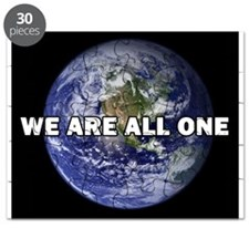 We Are All One 002 Puzzle