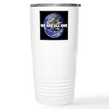 We Are All One 002 Travel Coffee Mug
