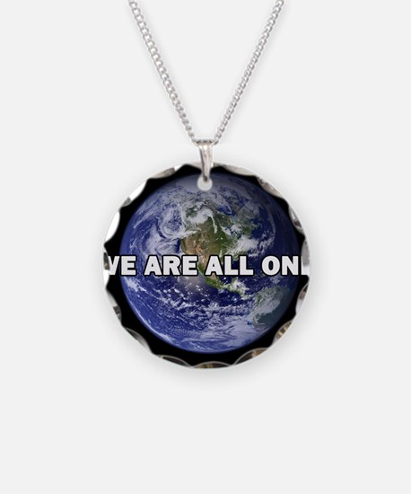 We Are All One 002 Necklace