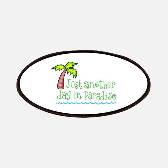 Palm Tree Patches