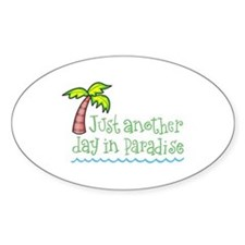 Palm Tree Decal