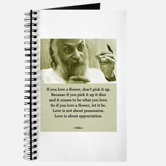 Osho 001 Journal