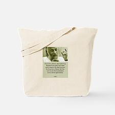 Osho 001 Tote Bag