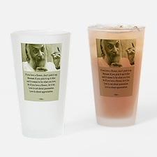 Osho 001 Drinking Glass