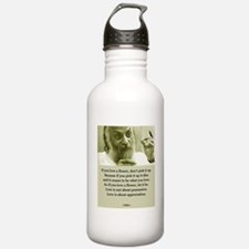 Osho 001 Water Bottle