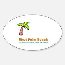 West Palm Beach Decal