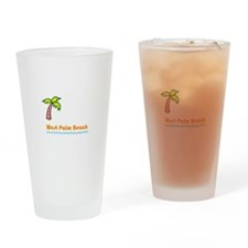 West Palm Beach Drinking Glass