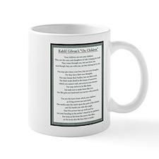 Kahlil Gibran 002 Mugs