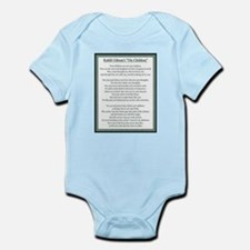 Kahlil Gibran 002 Body Suit