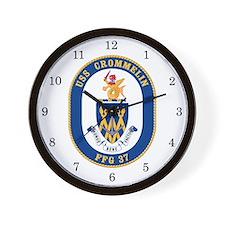 USS Crommelin FFG-37 Wall Clock