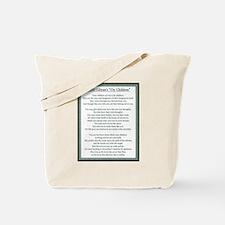 Kahlil Gibran 002 Tote Bag