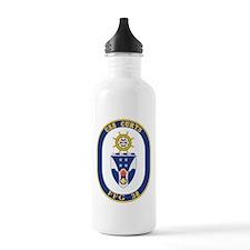 USS Curts FFG-38 Water Bottle