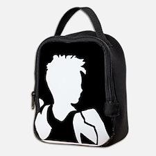 Mohawk Kid Neoprene Lunch Bag