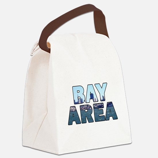 Bay Area 003 Canvas Lunch Bag