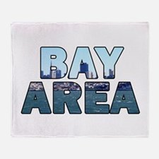 Bay Area 003 Throw Blanket