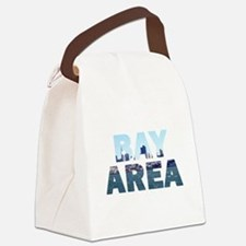 Bay Area 004 Canvas Lunch Bag