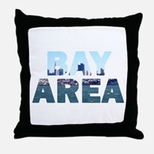 Bay Area 004 Throw Pillow