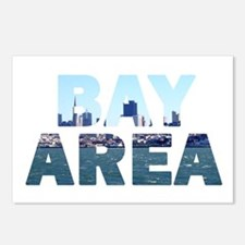 Bay Area 004 Postcards (Package of 8)
