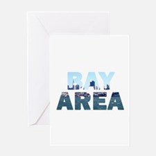 Bay Area 004 Greeting Cards