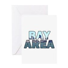 Bay Area 001 Greeting Cards