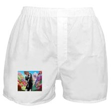 Goth Girl In Candyland 001 Boxer Shorts
